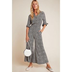 NWT Anthropologie Loveland Wide-Leg Jumpsuit 12